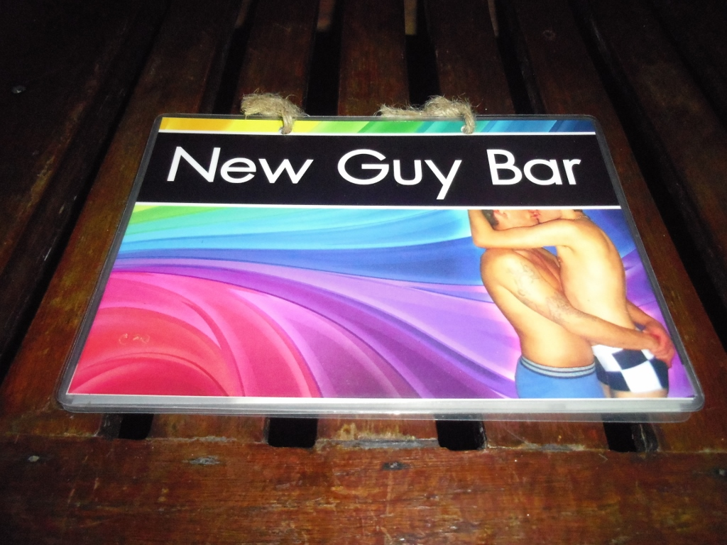 New Guy Bar - Gay Bar Hua Hin Thailand